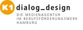Logo K1 dialog_design
